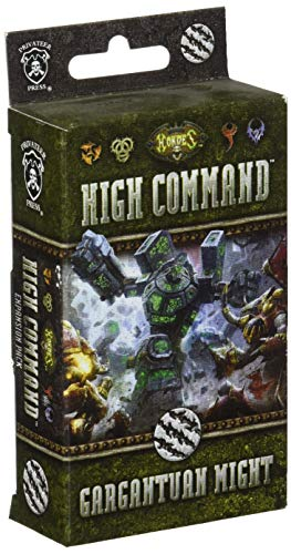 Privateer Press High Command: Gargantuan Might Board Games