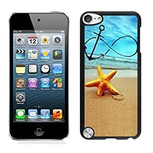 high quality Infinity Anchor Forever Young Starfish iPod touch 5 Case Black Cover