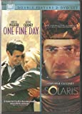 One Fine Day/Solaris - double feature; George Clooney, Michelle Pfeiffer