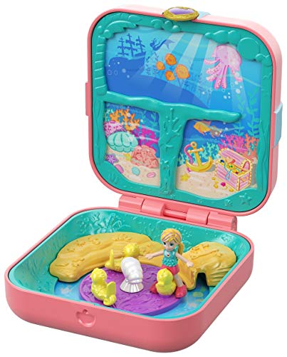 Polly Pocket Mermaid Cove - Toy Polly