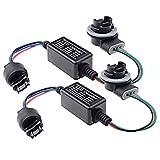 can bus adapter - 2pcs LED Decoder 3157-B Adapter Anti Hyper Flashing Error Cancel CAN-bus Kit