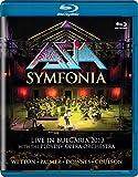 Symfonia - Live In Bulgaria 2013 (Blu-Ray)