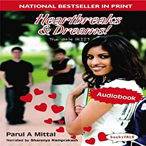 Heartbreak and Dreams Audiobook