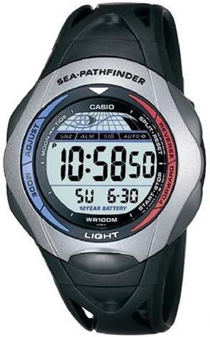 Casio SPS 300C 1VER Sea Pathfinder Montre Homme  GzFkN