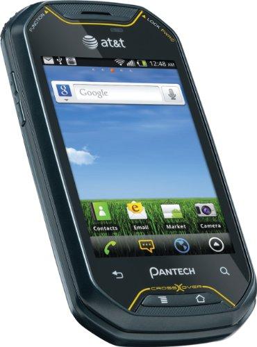 Pantech Crossover P8000 Unlocked Cellphone