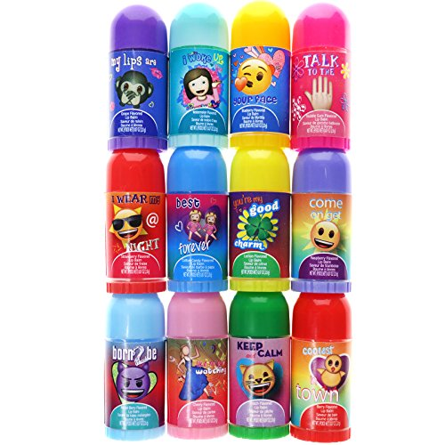 Lip Balm And Lip Gloss Collection