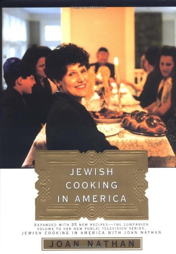 Jewish Cooking in America: Expanded Edition (Knopf Cooks American) by Joan Nathan