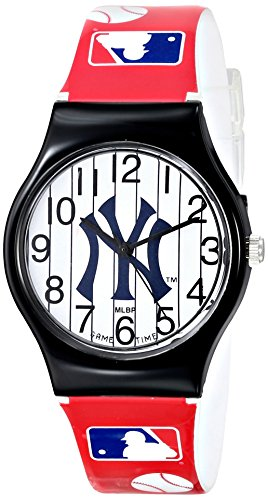 """Game Time Youth MLB-JV-NY3 """"JV"""" Watch - New York Yankees - """""""