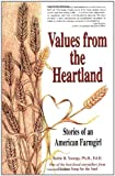 Values from the Heartland, Bettie B. Youngs, 1558743340