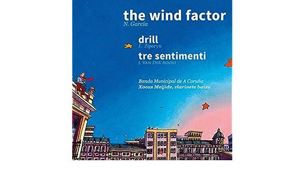 The Wind Factor Presto de Banda Municipal A Coruña & Xocas ...