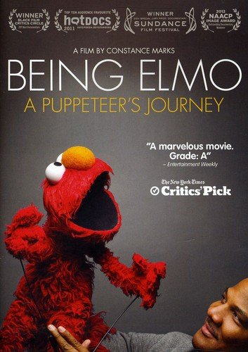 DVD : Being Elmo: A Puppeteer's Journey (DVD)