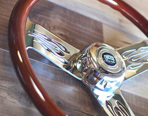 Kenworth Wood - 3 Spoke Steering Wheel 18