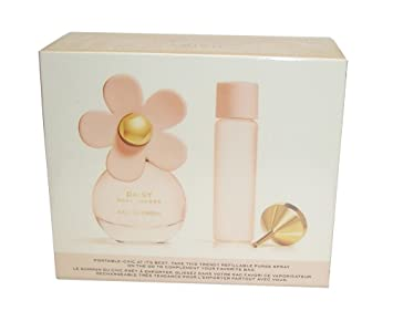 a8b6e537854af Marc Jacobs Daisy Eau So Fresh Eau de Toilette Spray and Refill Gift ...