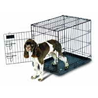 Aspen Pet Home Training - Caja de cables, negro - 24x18x21 ""