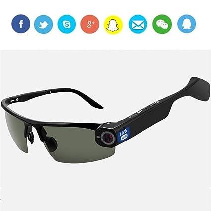RENYAYA Gafas Inteligentes Gafas de Sol Auriculares ...