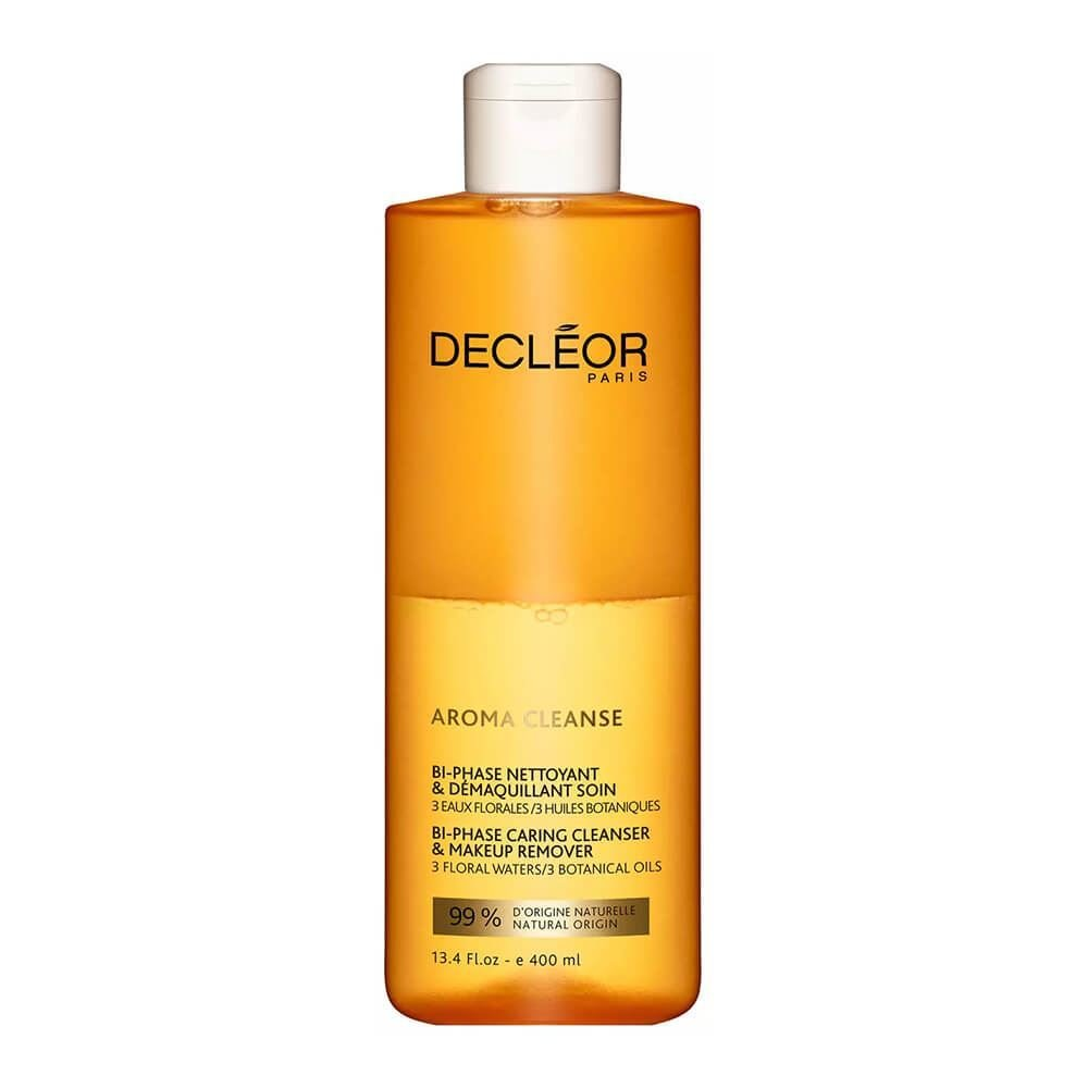 Decleor Bi-Phase Caring Cleanser & Makeup Remover 400ml