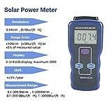 Digital Solar Power Meter,Handheld UV Strength