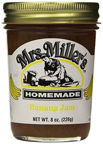 Mrs Millers Banana Jam 2 x 8 oz