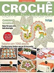Artesanato Simples - 28/06/2021 - Crochê com Barbante