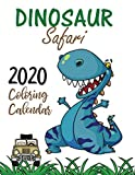 Dinosaur Safari 2020 Coloring Calendar