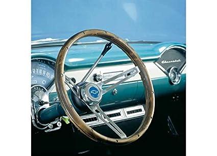 Amazon Com Grant 967 Classic Gm Steering Wheel Automotive