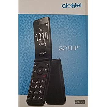 sprint alcatel go flip 4044t 4g lte cell phones accessories. Black Bedroom Furniture Sets. Home Design Ideas