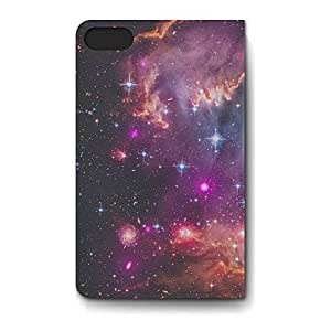 Leather Folio Phone Case For Apple iPhone 6 Leather Folio - Fairytale Galaxy Wrap-Around Cover