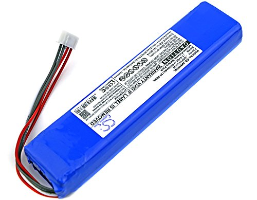 smavco Bundle GSP0931134 Battery for JBL Xtreme Plus Micro USB Cable, 5000mAh