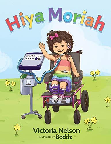 90f317529 Amazon.com: Hiya Moriah eBook: Victoria Nelson, Boddz: Kindle Store