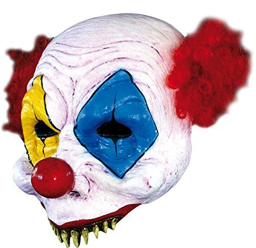 Mask Open Clown Gus (Gus Halloween Mask)