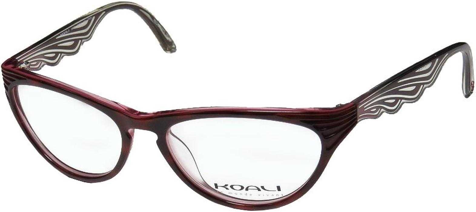 917f9744c3 ... Eyeglasses Spectacles. Koali By Morel 6945k For Ladies Women Cat Eye  Full-Rim Popular Shape In