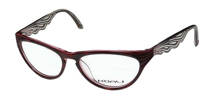 Amazon.com: Koali By Morel 6945k Womens/Ladies Cat Eye Full-rim ...