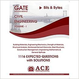 Amazon in: Buy GATE 2018 CIVIL Engg Practice Book volume 1