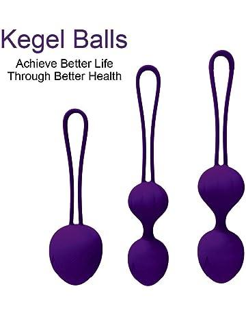 b7bf6e6d2 Bolas Chinas Kegel Ejercitador Suelo Pélvico Músculo Impermeable Silicona  Médica Masaje Ball Control de Vejiga para