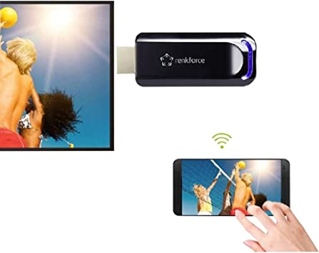 Renkforce HDMI Streaming Stick renkCast 2 AirPlay, Miracast ...