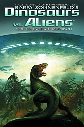 Which is the best dinosaurs vs aliens book?