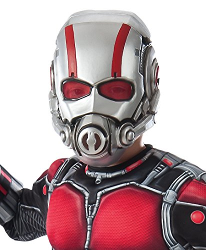 Rubie's Costume Ant-Man Injection Molded (Ant Man Costume Halloween)