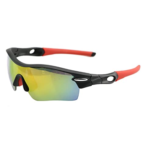 Huangjiaohao-SP - Gafas de Sol Unisex polarizadas para ...