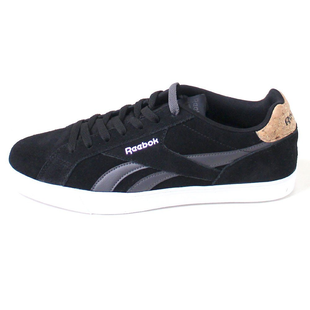 Reebok BD3215 Tennis Trainers for Man, Black, 40: Amazon.co
