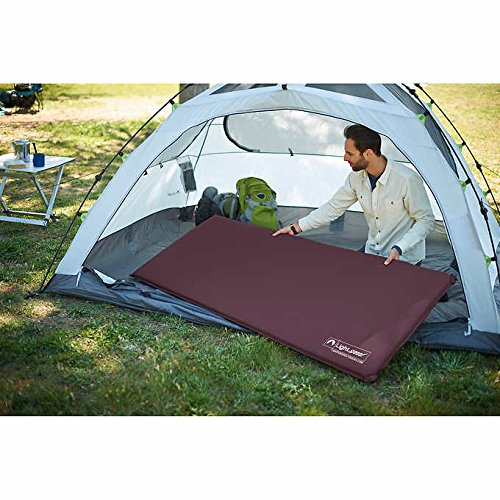 Lightspeed Outdoors 3'' Deluxe Sleep Pad by Lightspeed