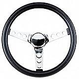 Grant 834 Wheel Blk Foam 11 1/2