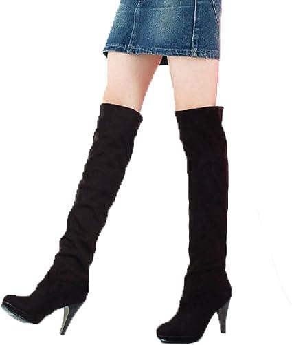 Thigh High Boots Fashion Shoes