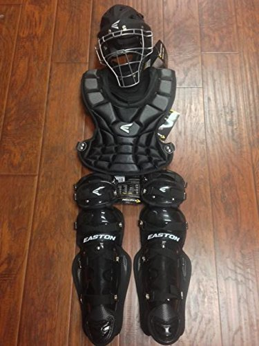 Youth Natural (Easton Natural Junior Youth baseball catchers gear NEW Ages 6 - 8)