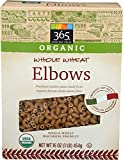 365 spaghetti - 365 Everyday Value, Organic Whole Wheat Elbows, 16 oz