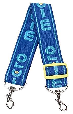 Micro Carry Strap, Azul AC3021 Tira de transporte para patinete