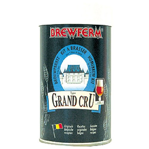 BEER KIT BREWFERM GRAND CRU EXTRACT KIT (Kit Microbrewery)