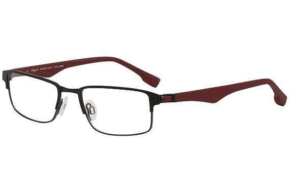 0ab4d5b8756 Eyeglasses FLEXON E1062 001 BLACK GUNMETAL at Amazon Men s Clothing ...