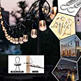 String Light Hanging Kit,Guide Wire for Outdoor