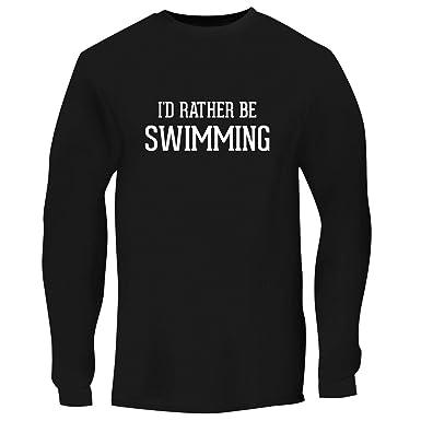 Amazon.com: BH Cool Designs I\'d Rather Be Swimming - Men\'s ...