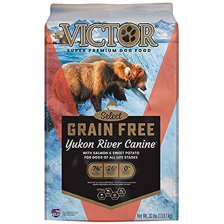 VICTOR Select – Grain Free Yukon River Canine,...